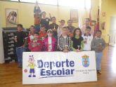 33 escolares participan en el Torneo de Ajedrez de Deporte Escolar - 38