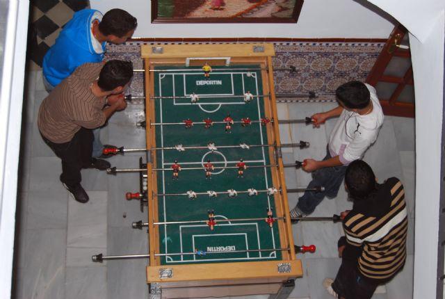 En el campeonato de futbolín organizado por REDES se entregaron varios premios, Foto 4