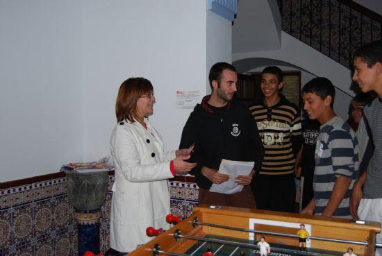 En el campeonato de futbolín organizado por REDES se entregaron varios premios - 2