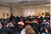 Inauguración del curso de especialización de criminología 'La figura del maltratador'