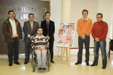 El fútbol sala de Mazarrón con las personas discapacitadas