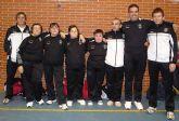 """7 alumnos del Centro Ocupacional """"José Moya"""" participan en el Campeonato Regional de Baloncesto"""