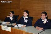 """Alumnos de varios centros educativos alzan su voz y proclaman sus derechos en el Salón de Plenos del ayuntamiento con motivo de la celebración del """"Día Internacional de los Derechos del Niño"""" - 1"""