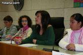 """Alumnos de varios centros educativos alzan su voz y proclaman sus derechos en el Salón de Plenos del ayuntamiento con motivo de la celebración del """"Día Internacional de los Derechos del Niño"""" - 3"""