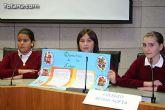 """Alumnos de varios centros educativos alzan su voz y proclaman sus derechos en el Salón de Plenos del ayuntamiento con motivo de la celebración del """"Día Internacional de los Derechos del Niño"""" - 12"""