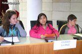 """Alumnos de varios centros educativos alzan su voz y proclaman sus derechos en el Salón de Plenos del ayuntamiento con motivo de la celebración del """"Día Internacional de los Derechos del Niño"""" - 17"""