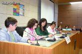 """Alumnos de varios centros educativos alzan su voz y proclaman sus derechos en el Salón de Plenos del ayuntamiento con motivo de la celebración del """"Día Internacional de los Derechos del Niño"""" - 18"""