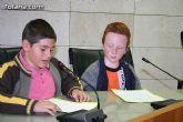 """Alumnos de varios centros educativos alzan su voz y proclaman sus derechos en el Salón de Plenos del ayuntamiento con motivo de la celebración del """"Día Internacional de los Derechos del Niño"""" - 21"""