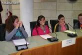 """Alumnos de varios centros educativos alzan su voz y proclaman sus derechos en el Salón de Plenos del ayuntamiento con motivo de la celebración del """"Día Internacional de los Derechos del Niño"""" - 24"""