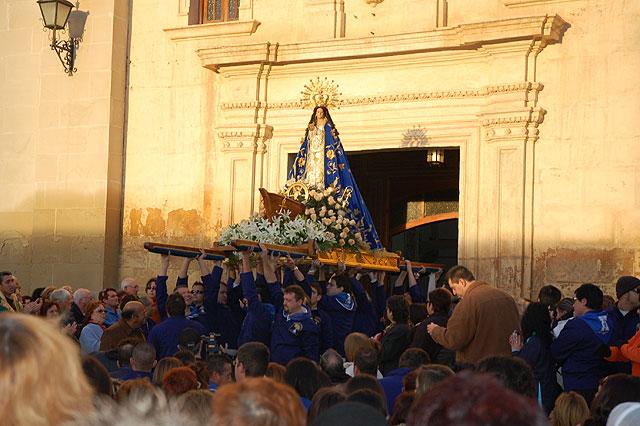 José Ballesta pregona las Fiestas del Milagro 2008, Foto 1