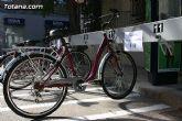 """Totana pone en marcha el sistema de préstamo de bicicletas más moderno de toda la Región de Murcia, """"Bicito"""""""
