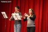 """Los alumnos de la Academia de Música deleitaron al numeroso público que se congregó en el Centro Sociocultural """"La Cárcel"""" con el Concierto de Grupos de Cámara y Solistas - 23"""