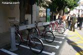 """Totana pone en marcha el sistema de préstamo de bicicletas más moderno de toda la Región de Murcia, """"Bicito"""" - 11"""