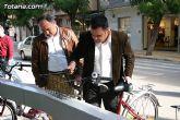 """Totana pone en marcha el sistema de préstamo de bicicletas más moderno de toda la Región de Murcia, """"Bicito"""" - 12"""
