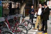 """Totana pone en marcha el sistema de préstamo de bicicletas más moderno de toda la Región de Murcia, """"Bicito"""" - 13"""