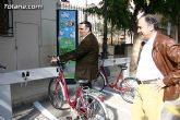 """Totana pone en marcha el sistema de préstamo de bicicletas más moderno de toda la Región de Murcia, """"Bicito"""" - 15"""
