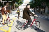 """Totana pone en marcha el sistema de préstamo de bicicletas más moderno de toda la Región de Murcia, """"Bicito"""" - 19"""