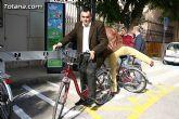"""Totana pone en marcha el sistema de préstamo de bicicletas más moderno de toda la Región de Murcia, """"Bicito"""" - 17"""