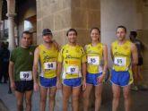 "Los miembros del Club Atletismo Totana ""JC Palets-E.E."" triunfan en el XXXI Cross Patrón de Lorca - 2"