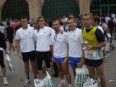 "Los miembros del Club Atletismo Totana ""JC Palets-E.E."" triunfan en el XXXI Cross Patrón de Lorca - 8"
