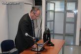 """Más de 40 personas participan en la jornada sobre """"El certificado digital y factura electrónica"""" - 1"""