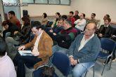 """Más de 40 personas participan en la jornada sobre """"El certificado digital y factura electrónica"""" - 2"""