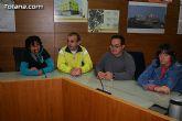 """Autoridades municipales realizan una recepción institucional a los usuarios del Centro Ocupacional """"José Moyá"""" - 2"""
