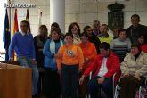 """Autoridades municipales realizan una recepción institucional a los usuarios del Centro Ocupacional """"José Moyá"""" - 43"""