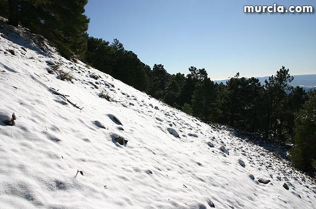 El director general de Emergencias pide que se evite, por precaución, el acceso a Sierra Espuña, Foto 1