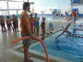 La Concejalía de Deportes abrirá el plazo de de inscripciones para las actividades acuáticas de la piscina cubierta del mes de enero el próximo miércoles 3 de diciembre