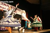 Totana conmemora las tradiciones musicales de la región con la celebración del IV festival folklórico nacional