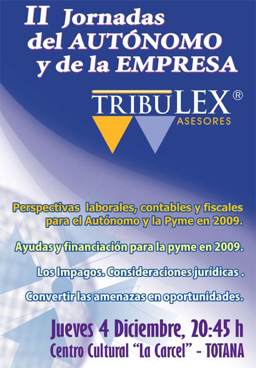 II Jornadas Tribulex del Autónomo y de la Empresa, Foto 1