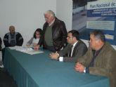 El alcalde y el concejal de Agricultura y Ganadería acuden a la Asamblea General de COAG-IR