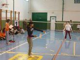 """Un total de 84 escolares participan en el torneo escolar de b�dminton, enmarcado en el programa """"Haz deporte, haz salud"""" - 1"""