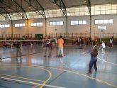 """Un total de 84 escolares participan en el torneo escolar de b�dminton, enmarcado en el programa """"Haz deporte, haz salud"""" - 3"""