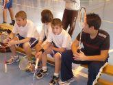"""Un total de 84 escolares participan en el torneo escolar de b�dminton, enmarcado en el programa """"Haz deporte, haz salud"""" - 4"""