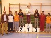 """Un total de 84 escolares participan en el torneo escolar de b�dminton, enmarcado en el programa """"Haz deporte, haz salud"""" - 6"""
