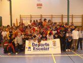 """Un total de 84 escolares participan en el torneo escolar de b�dminton, enmarcado en el programa """"Haz deporte, haz salud"""" - 11"""