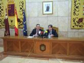 El delegado del Gobierno detalla las partidas del Fondo Estatal de Inversi�n Local por municipios