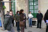 """Totana condena la violencia de g�nero con la concentraci�n silenciosa """"Mi�rcoles Blanco"""" - 3"""
