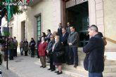 """Totana condena la violencia de g�nero con la concentraci�n silenciosa """"Mi�rcoles Blanco"""" - 7"""