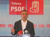El PSOE ofrece propuestas concretas para impulsar la creación de empleo con el dinero extra que manda Zapatero a Totana