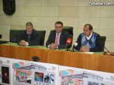 El consistorio firma un convenio de colaboración con Hermanos Palomares