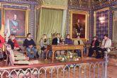 El ayuntamiento celebra el trig�simo aniversario de la Constituci�n