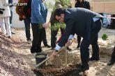 """Plantan 30 árboles autóctonos en la Ciudad Deportiva """"Sierra Espuña"""" para celebrar el 30 aniversario de la Constitución Española - 15"""