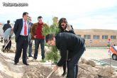 """Plantan 30 árboles autóctonos en la Ciudad Deportiva """"Sierra Espuña"""" para celebrar el 30 aniversario de la Constitución Española - 18"""