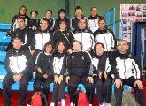 """Un total de quince alumnos del Centro Ocupacional """"José Moya"""" participan en el campeonato regional de tenis de mesa"""
