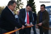 Inauguran la rehabilitaci�n y pavimentaci�n del firme del camino de la Casa de Cervantes-Deilor - 12