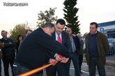 Inauguran la rehabilitaci�n y pavimentaci�n del firme del camino de la Casa de Cervantes-Deilor - 13