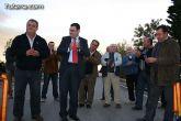 Inauguran la rehabilitaci�n y pavimentaci�n del firme del camino de la Casa de Cervantes-Deilor - 14